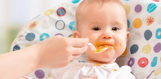 Is introducing solids before six months okay?