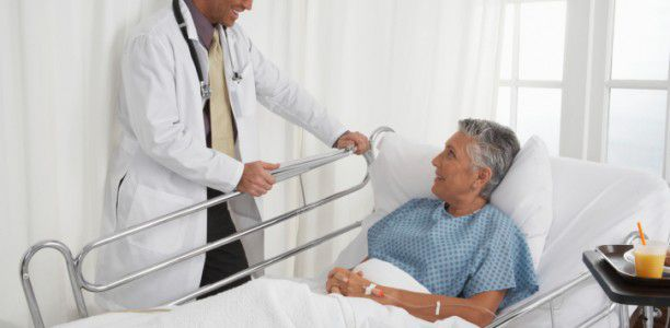 Accidental falls the leading cause of injury hospitalisations