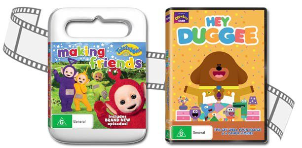 Win 1 of 5 movie prize packs for little ones – brand new June releases!