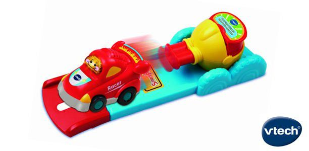 Win 1 of 6 Toot-Toot Drivers Press & Go Launchers from VTech