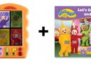 Teletubbies prize packs – Winners