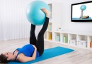 Pilates in first pregnancy