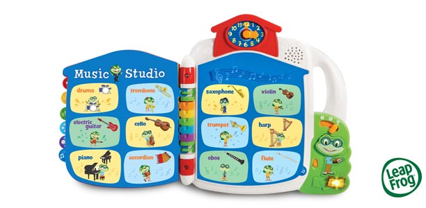 competition image Tad's Get Ready for Preschool book
