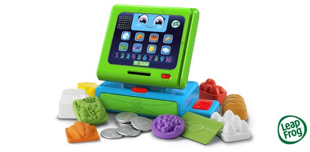 Win 1 of 4 of LeapFrog's new Count Along Registers