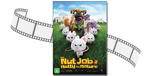 "Movie tickets to ""The Nut Job 2 – Nutty by Nature"" – Winners"