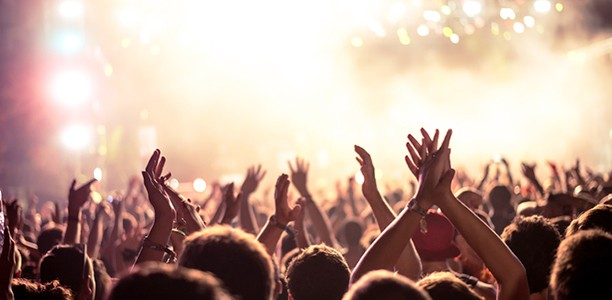One in five top 20 songs include references to alcohol, tobacco or illicit drugs