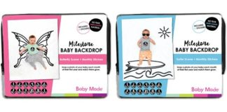 Baby Made Baby Backdrop prize image