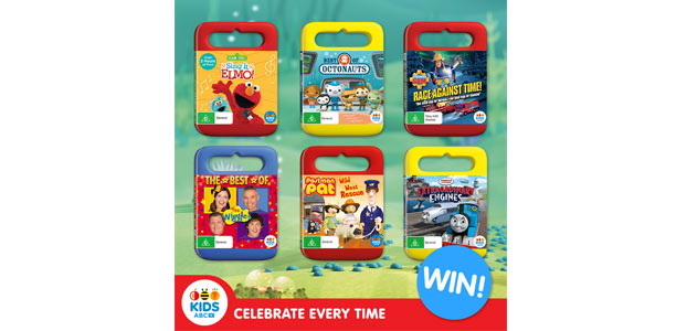 ABC Kids DVD giveaway