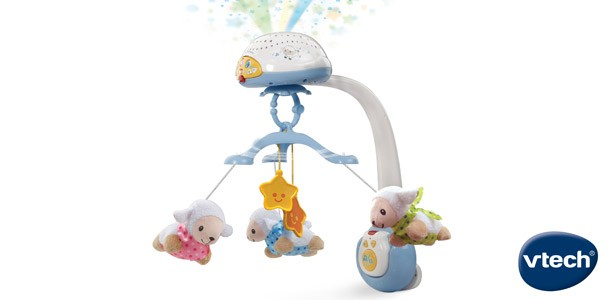 Win 1 of 3 Lullaby Lambs Mobiles