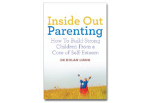 "book cover ""Inside Out Parenting"""