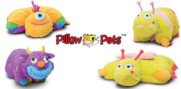 Just Pop to Swap! Win 1 of 4 Pillow Pets Popables!