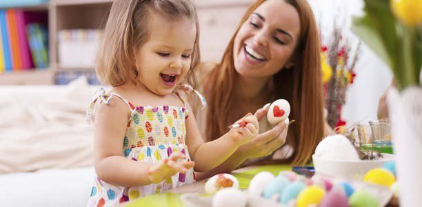 Making Easter for children a positive celebration filled with love